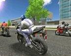 motosiklet yariscisi 3d